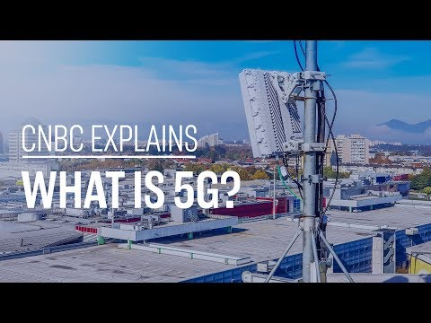 What is 5G? | CNBC Explains